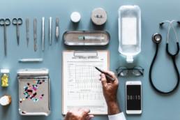 Nettoyage de vos cabinets médicaux et infirmiers, en hôpital, cliniques, privé.
